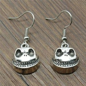 🆕 Jack Skellington Dangle Earrings